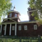 Покровская церковь, Новый стан