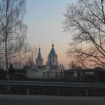 Успенская церковь, Лихославль