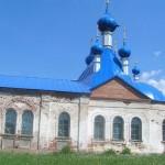 Микшино храм Сретенья Господня