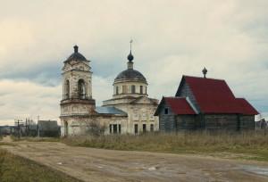 д.Назарова, церковь Петра и Павла