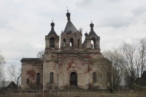 Преображенская церковь, д. Михайлова гора